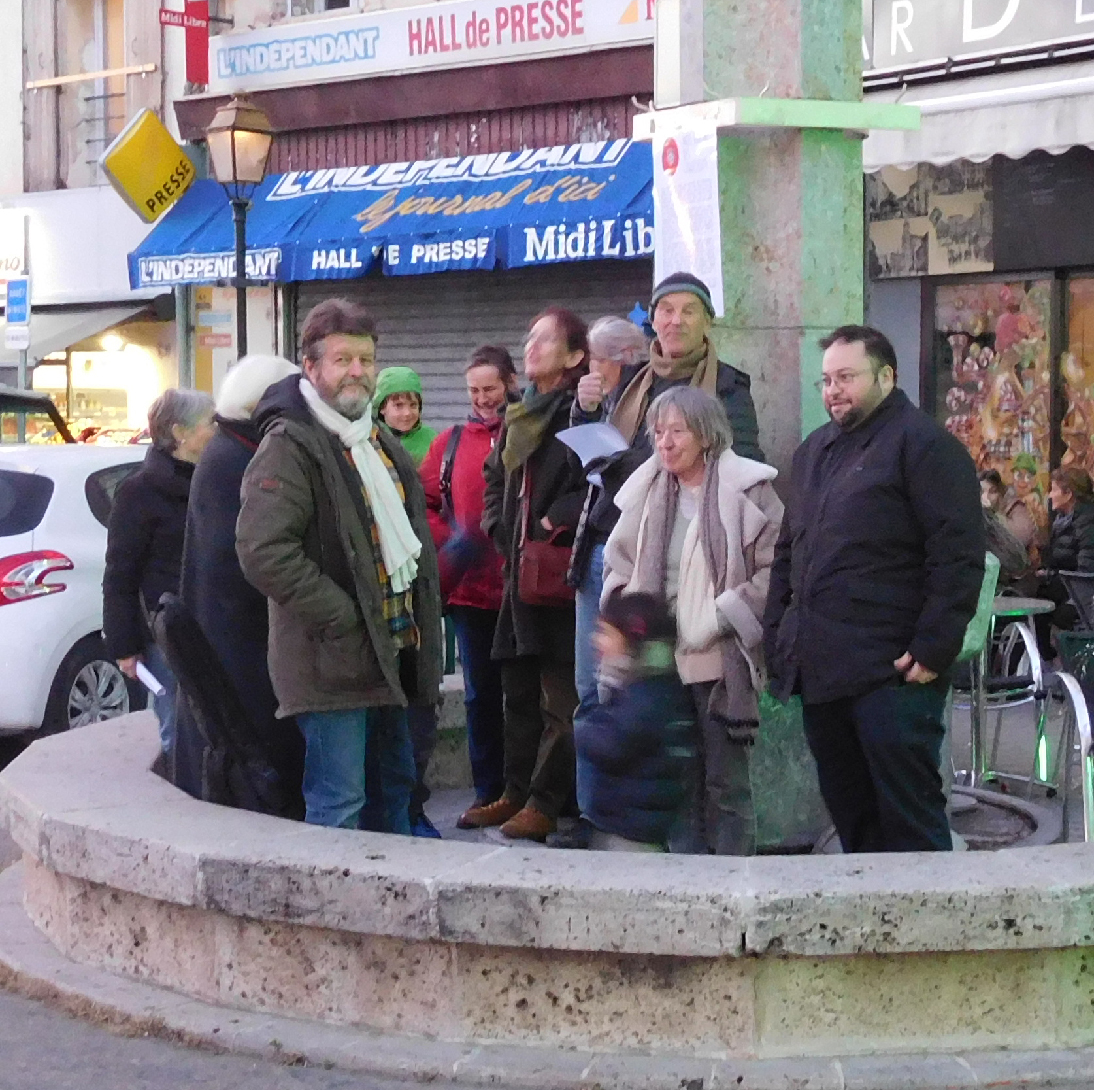 Sigean : Nous voulons descoquelicots